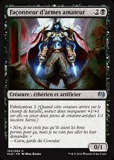 MRM FRENCH 4x Weaponcraft Enthusiast - Façonneur d'armes amateur MTG magic KLD