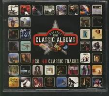 CLASSIC ALBUMS 2-CD BOX Bruce Springsteen JJ Cale Supertramp ELO Snow Patrol Who
