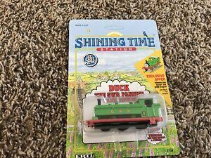 VTG Thomas the Train Shining Time Station Duck GWR Pannier 1992 Ertl Tank Engine