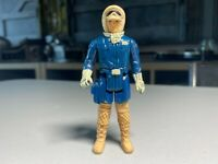 Han Solo Hoth Outfit Molded Legs Variant Vintage Kenner Star Wars Very Rare!