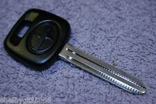 "Scion xA xB xD iQ tC Key Blank - Genuine Toyota Part "" Brand New Uncut Key "" (Fits: Scion xB)"