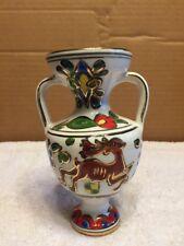 Greek Small Ceramic Vase