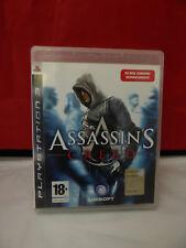 Gioco Play station 3 PS3 Assansin's Creed 1 Italiano Anni 18+ Ottime Condizioni