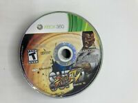 Microsoft Xbox 360 Disc Only Tested Super Street Fighter IV 4 Ships Fast