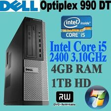 Intel Core i5 2nd Gen. HDD (Hard Disk Drive) 1TB PC Desktops