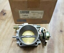 New NOS Genuine Nissan 300ZX Z31Throttle Body Chamber 1986 87 88 89 MT Non Turbo