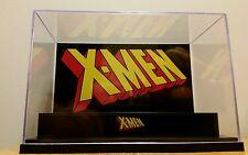Marvel X-Men action figure custom display case diorama-CASE ONLY