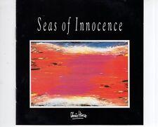 CD CHRIS HINZEseas of innocenceEX- 1990  (B1886)