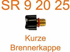Cappuccio Brennero breve R-SR SR/WP/HP 9/20/25 TIG/WIG sr9 *** 41v33 ***