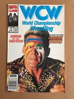 WORLD CHAMPIONSHIP WRESTLING (WCW) (1992 Series) #3 Newsstand Comic Book