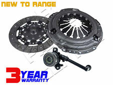 FOR NISSAN XTRAIL QASHQAI 2007- 2.0 CLUTCH COVER DISC CSC RELEASE BEARING KIT