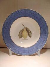 Wedgwood Sarah´s Garden Suppenteller blau  22 cm