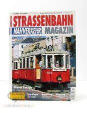 STRASSENBAHN MAGAZIN Nahverkehr 12/2003 Dezember Wiener Parade
