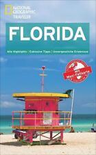 Reiseführer Florida National Geographic Traveler aktuellste 6. Auflage NEU
