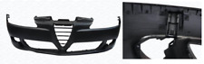 ALFA ROMEO 147 2005 - 2010 Front Bumper Cover designed for headlight washer OEM