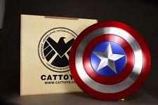 [Metal] CATTOYS 1/1 Captain America Shield new FULL Metal version props in stock
