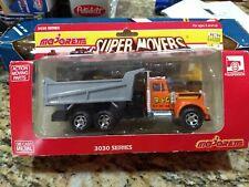 Majorette 3036 SUPER MOVERS 1:50 KENWORTH DUMP TRUCK Series 3030