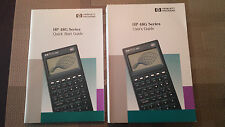 Hewlett Packard HP-48G User's Guide, Quick Start User's Guide / Manual - VGC!