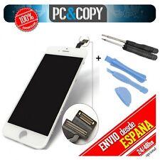Pantalla completa LCD RETINA+Tactil para iPhone 6 Plus 5,5 blanca + herramientas