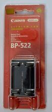 Canon Original BP-522 2200mAh Li-Ion Camcorder