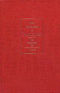 Hardcover platonic LOST FRAGMENTS PROCLUS Greek occult Theosophy Thomas Taylor