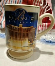 Bellagio Las Vegas Footed Mug