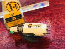 Genuine England BSR TC8S EV Electro Voice 121 Turntable Cartridge & Needle