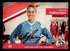 Vanessa Hafkemeyer 1.FC Köln 2012-13 Autogrammkarte Original Signiert +A 75248