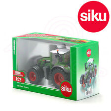 Siku 3285 Fendt Vario 724 Tractor Front + Rear Hitch Working Steering 1:32 Scale