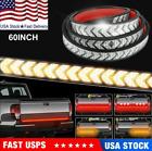60 Inch 528-led Truck Strip Tailgate Turn Signal Brake Tail Reverse Light Bar