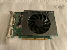 EVGA NVIDIA GEFORCE GT 630 1GB DDR3 DVI HDMI Graphics Card 01G-P3-2631-KR NEW