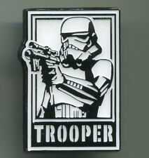 Disney Disneyland Paris DLP Star Wars Poster pin -  Stormtrooper