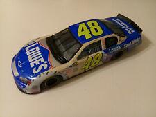 RACING CHAMPIONS 2004 JIMMY JOHNSON #48 CHEVY LOWE'S TOOL WORLD NASCAR 1:24