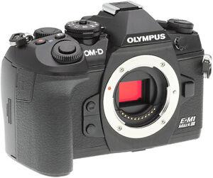 Olympus OM-D E-M1 Mark III Mirrorless Micro Four Thirds Camera. 2 Years Warranty