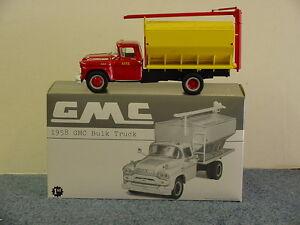 1958 GMC BULK TRUCK,  1/34
