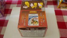 BOITE BOX PANINI NEUVE COMPLETE 100 POCHETTES COUPE AFRICA INTERNATIONAL 2010