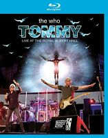 THE WHO - TOMMY: LIVE AT THE ROYAL ALBERT HALL (BLU-RAY)   BLU-RAY NEW!