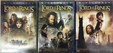 The Lord of the Rings Trilogy in widescreen (DVD 308) All 3 movies have 2 discs