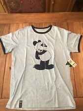 NEW!   LRG Screen t-shirt With Panda Size M