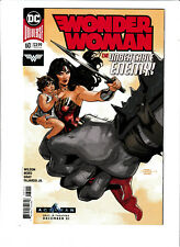 Wonder Woman DC Comics #60 NM- 9.2 Cover A Amazons Justice League 2019