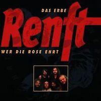 Wer die Rose ehrt von Klaus Renft Combo | CD | Zustand gut