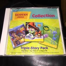 modern classics collection disney toy story toy story 2 a bugs life audio cd