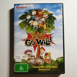 Rugrats Go Wild | DVD Movie | Family/Adventure | 2003 | Lacey Chabert, EG Daily