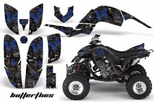 ATV Decal Graphic Kit Quad Sticker Wrap For Yamaha Raptor 660 2001-2005 BFLY U K