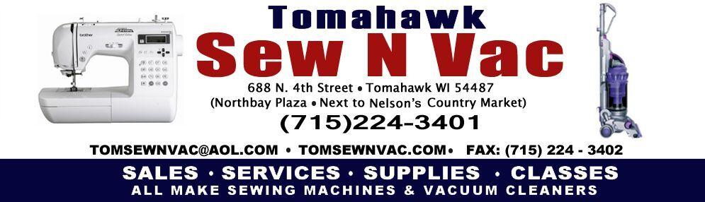 Tomahawk Sew N Vac