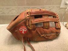 Rawlings Cii-Xl 12.5� Century Series Baseball Softball Glove Right Hand Throw