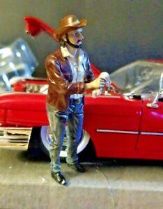 American Diorama The Western Style Vlll 1:24 Resin Figure AD-38308