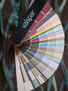 Valspar Color Collection Fan deck