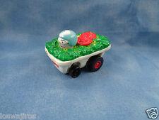 1990 Wendy's Kids Meal Salad Car Pullback Action Racer
