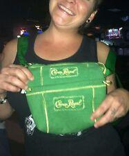 Crown Royal purse handmade bags, purple, green, gray black, brown, basketball